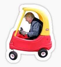 Trump Boss Baby Sticker