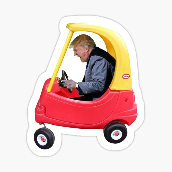 Trump Baby Sticker