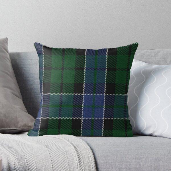 Graham of Montrose Clan/Family Tartan  Throw Pillow