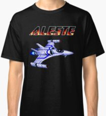Aleste - Title Screen Classic T-Shirt