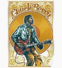 Chuck Berry Poster