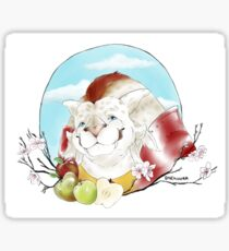 Wild Apples - Guildwars 2 Sticker