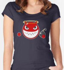 Kaboom Women's Fitted Scoop T-Shirt