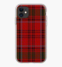 Grant Clan/Family Tartan  iPhone Case