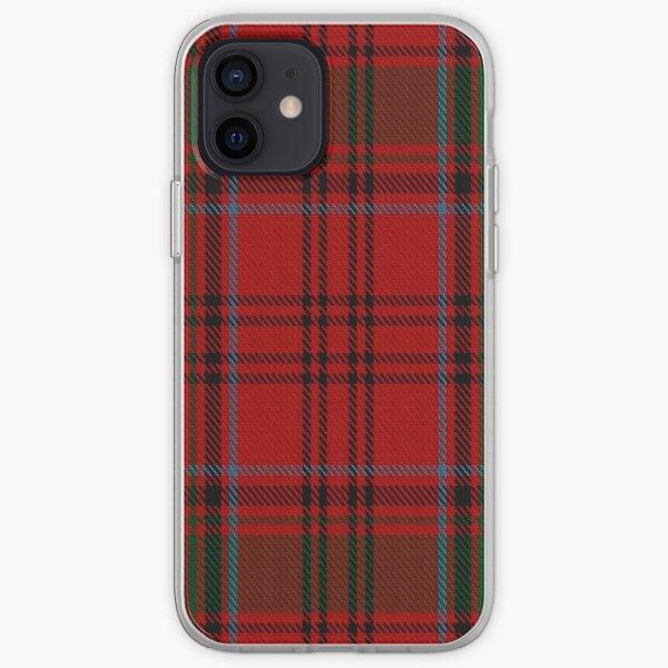 Grant Clan/Family Tartan  iPhone Soft Case