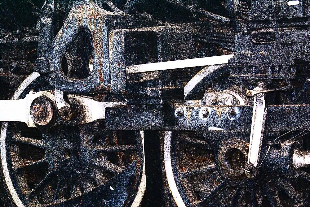Bigger Wheels by Rod  Adams
