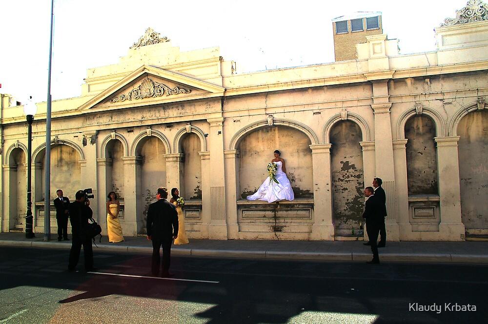 bride by Klaudy Krbata