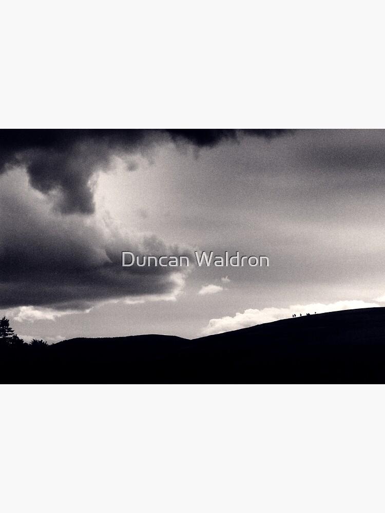 Heavy sky by DuncanW