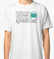 WESTY ADVENTURE (teal) Classic T-Shirt