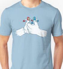 Thumb Wrestlers Unisex T-Shirt