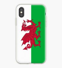 Smartphone Case - Flag of Wales  - Vertical iPhone Case