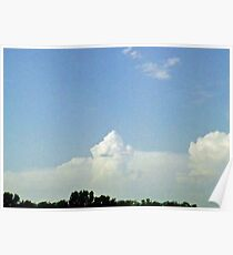 turret cloud Poster