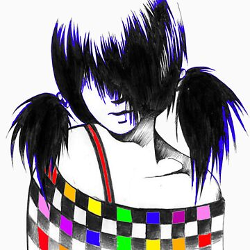 Emo Girl by HHAE