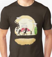 Rick, Morty, Mr. Poopy Butthole and Hakuna Matataaaaaaa! Unisex T-Shirt