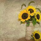 Sunny Bouquet by Maria Dryfhout