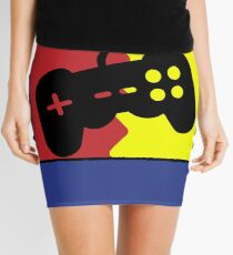 video games Mini Skirt