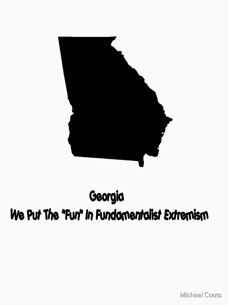 Georgia by xerotolerance