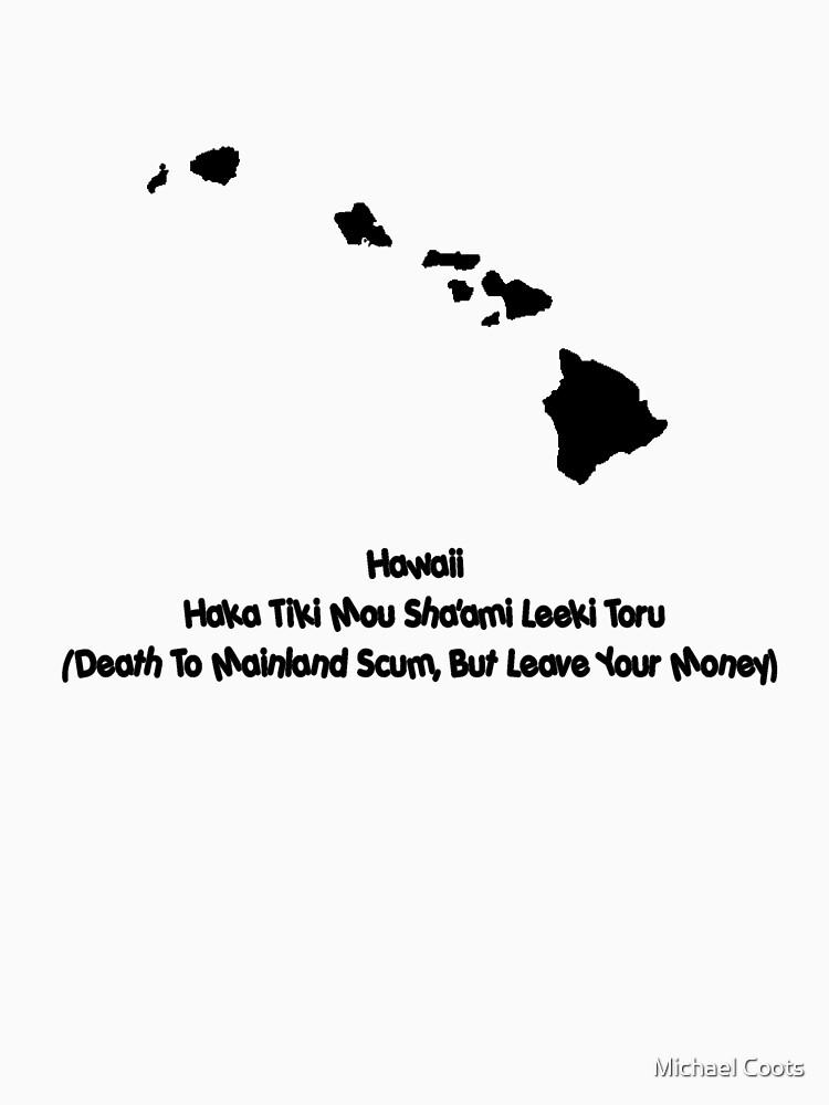 Hawaii by xerotolerance