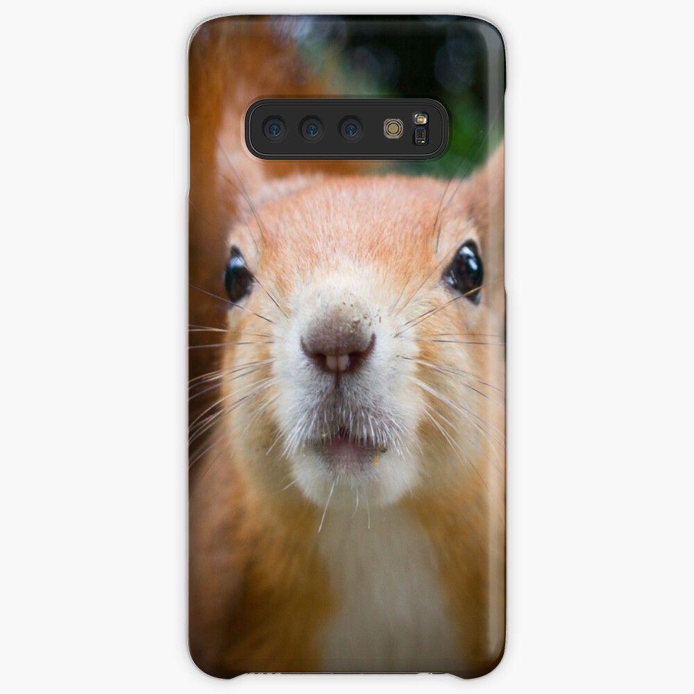 Squirrel all up in your face Case & Skin for Samsung Galaxy