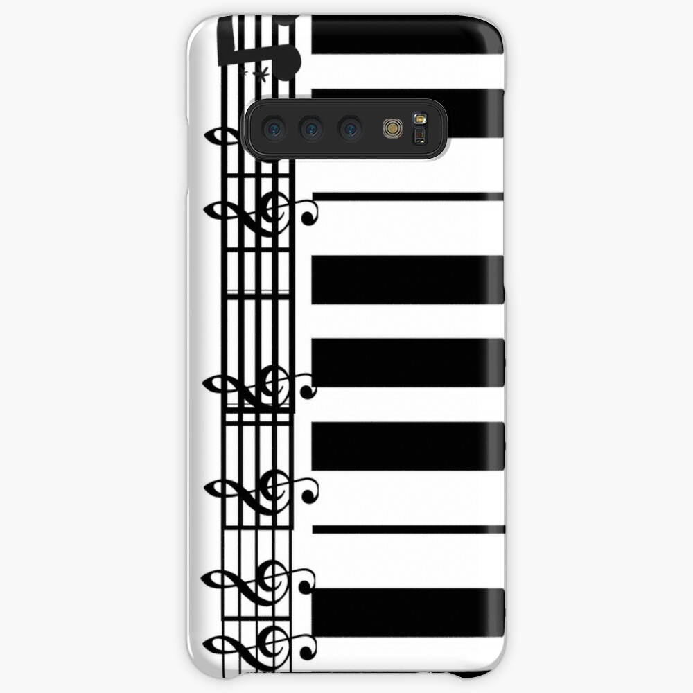 piano Cases & Skins for Samsung Galaxy