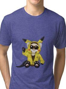 Pikachu Ferret Tri-blend T-Shirt