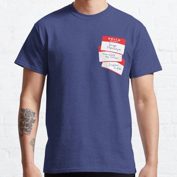 Hola Camiseta clásica