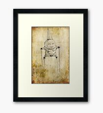 The Party Favor Framed Print