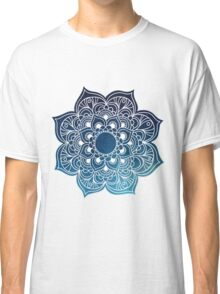 Mandala starry night sky Classic T-Shirt