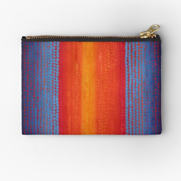 Curtain Call original painting Zipper Pouch