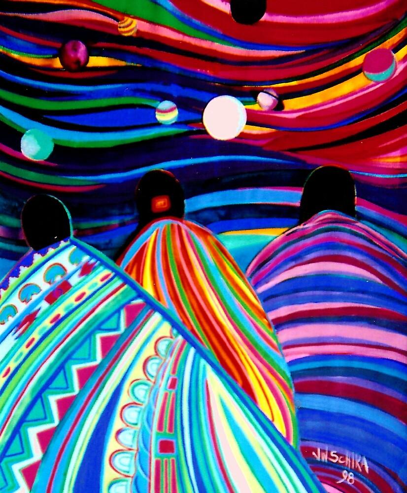 Star Gazing by Jamie Winter-Schira