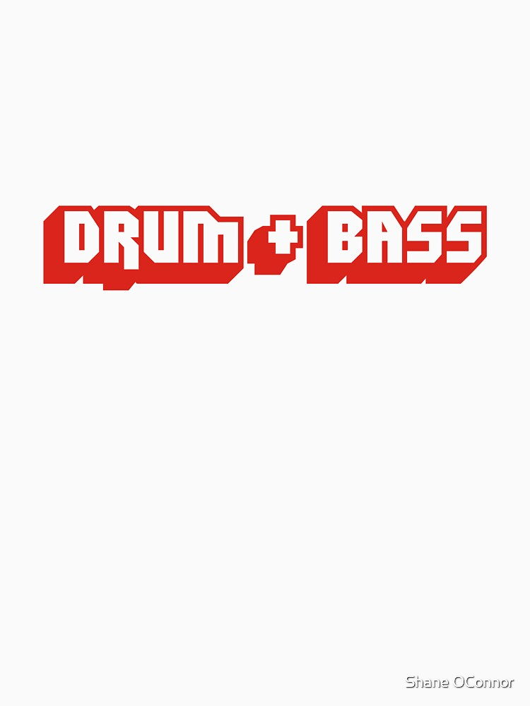 DRUM + BASS by ShaneConnor