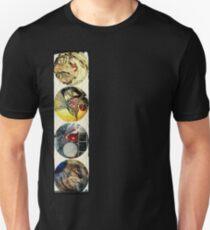 KELKIRK ST. from papa to rangi flag Unisex T-Shirt