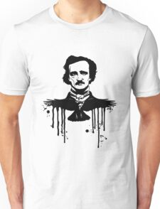 Quoth the raven: Nevermore. Unisex T-Shirt