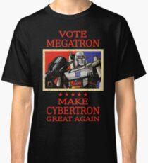 Vote Megatron Classic T-Shirt
