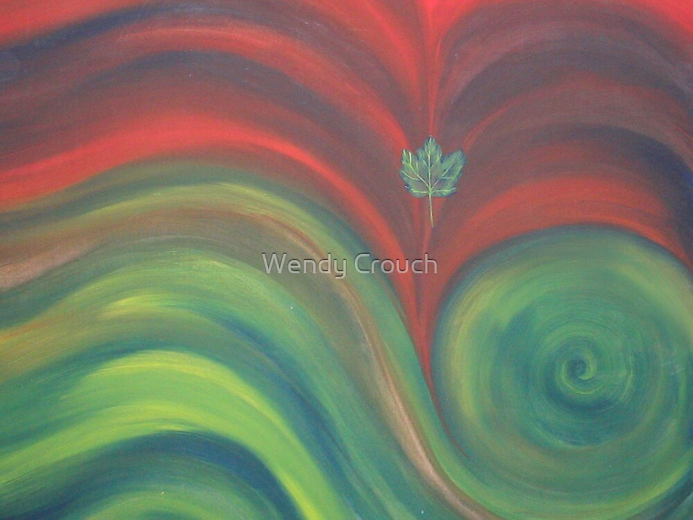 January Peace by Wendy Crouch