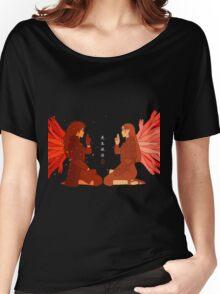Yin & Yang Women's Relaxed Fit T-Shirt