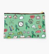Mental Health Matters Everyday Studio Pouch