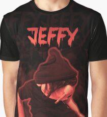 DARK JEFFY Graphic T-Shirt