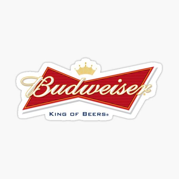 Budweiser Sticker Sticker