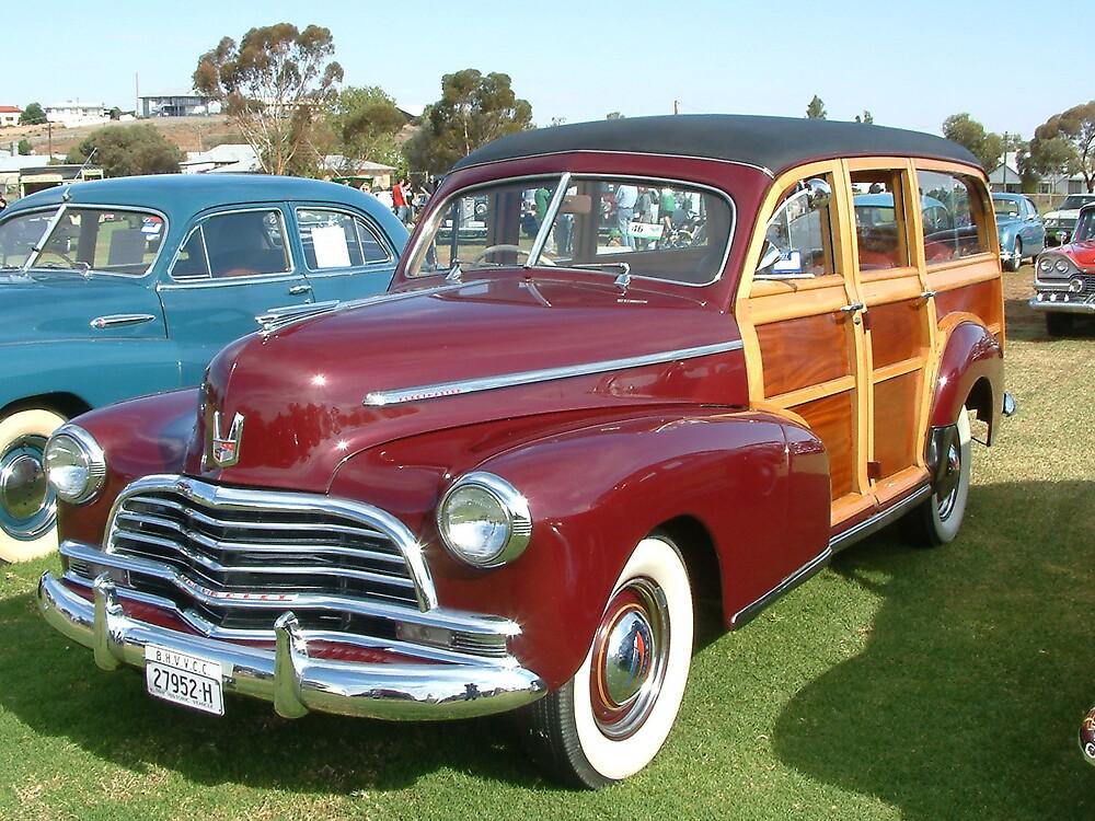 Chevrolet Woody by Rod Wilkinson