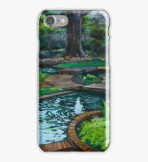 Glencairn Fountain iPhone Case/Skin