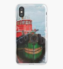 Tugboats on Penobscot Bay  iPhone Case