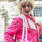 Pink Lady by John Violet