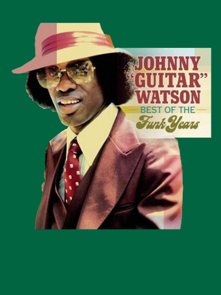Johnny Guitar Watson | Unisex T-Shirt