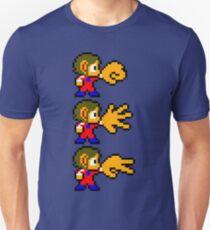 Alex Kidd - SEGA Master System Sprite Unisex T-Shirt