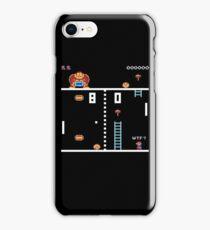 Donkey Pong iPhone Case/Skin