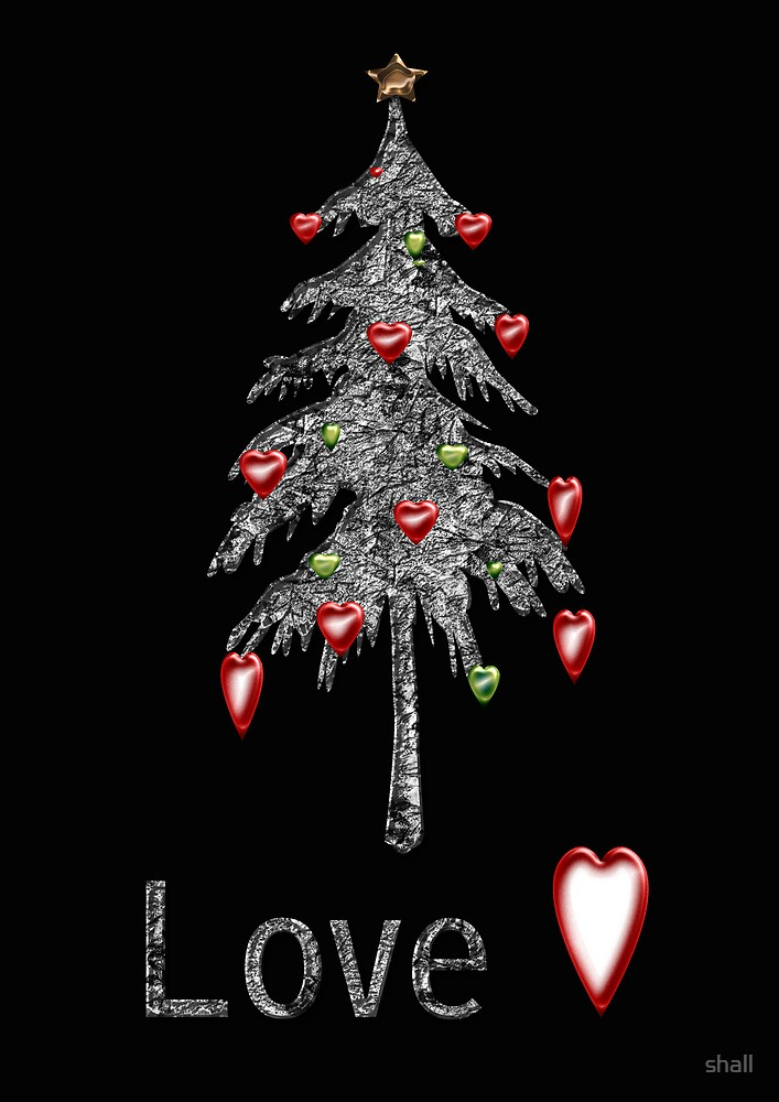 Love at Christmas by shall