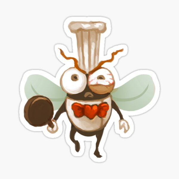Fly Cook - MeatPossible Sticker
