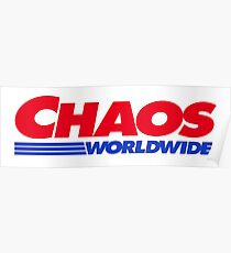 chaos worlwide Poster