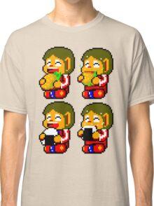 Alex Kidd - SEGA Master System Sprite Classic T-Shirt